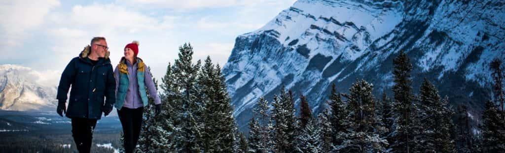 Explore Buffalo Mountain Lodge in Banff National Park