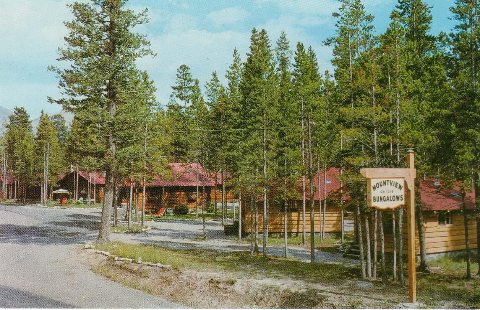 Buffalo Mountain Lodge Historical Photography