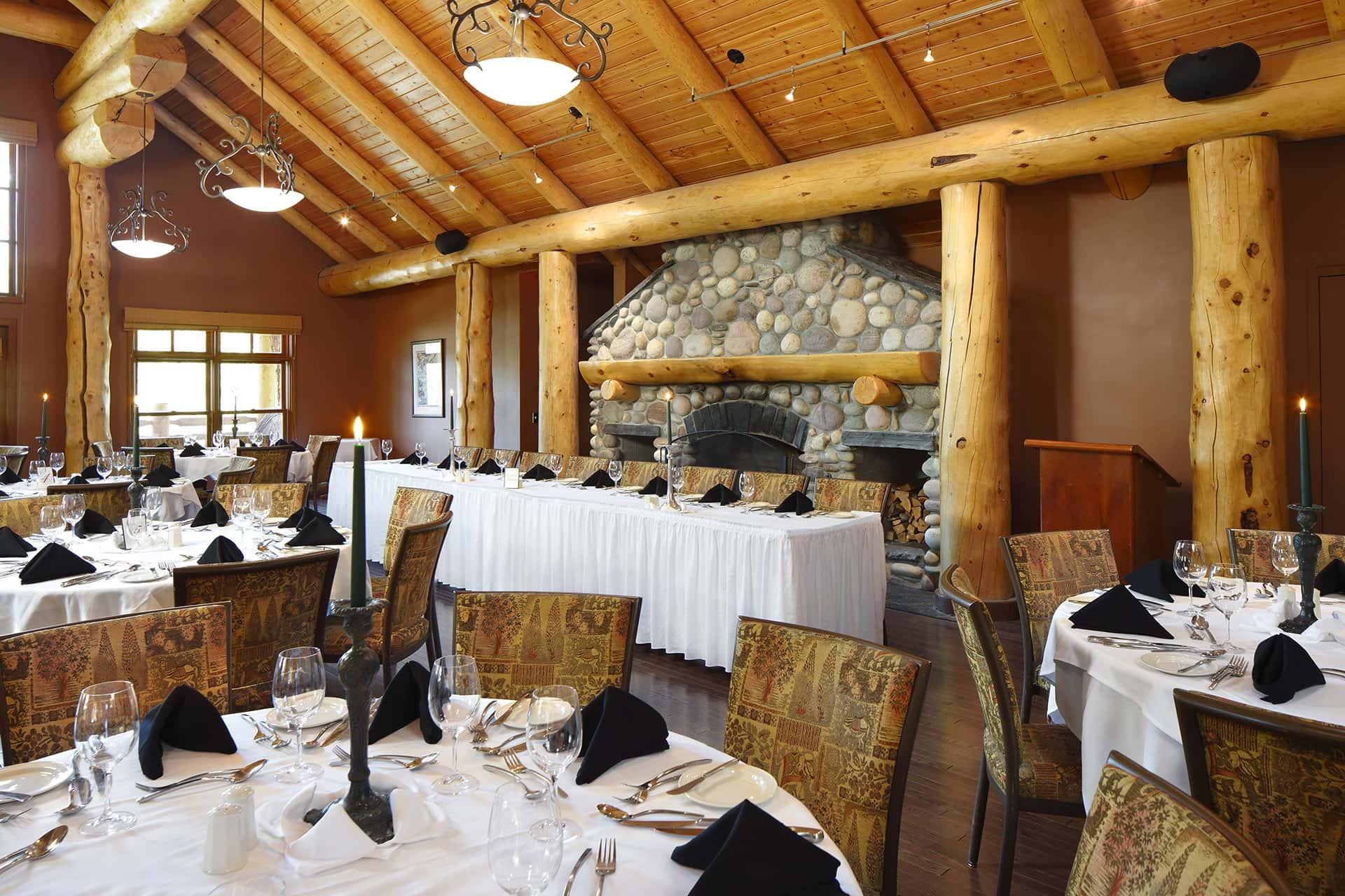 Meetings & Events at Buffalo Mountain Lodge in Banff National Park - Wapiti Room