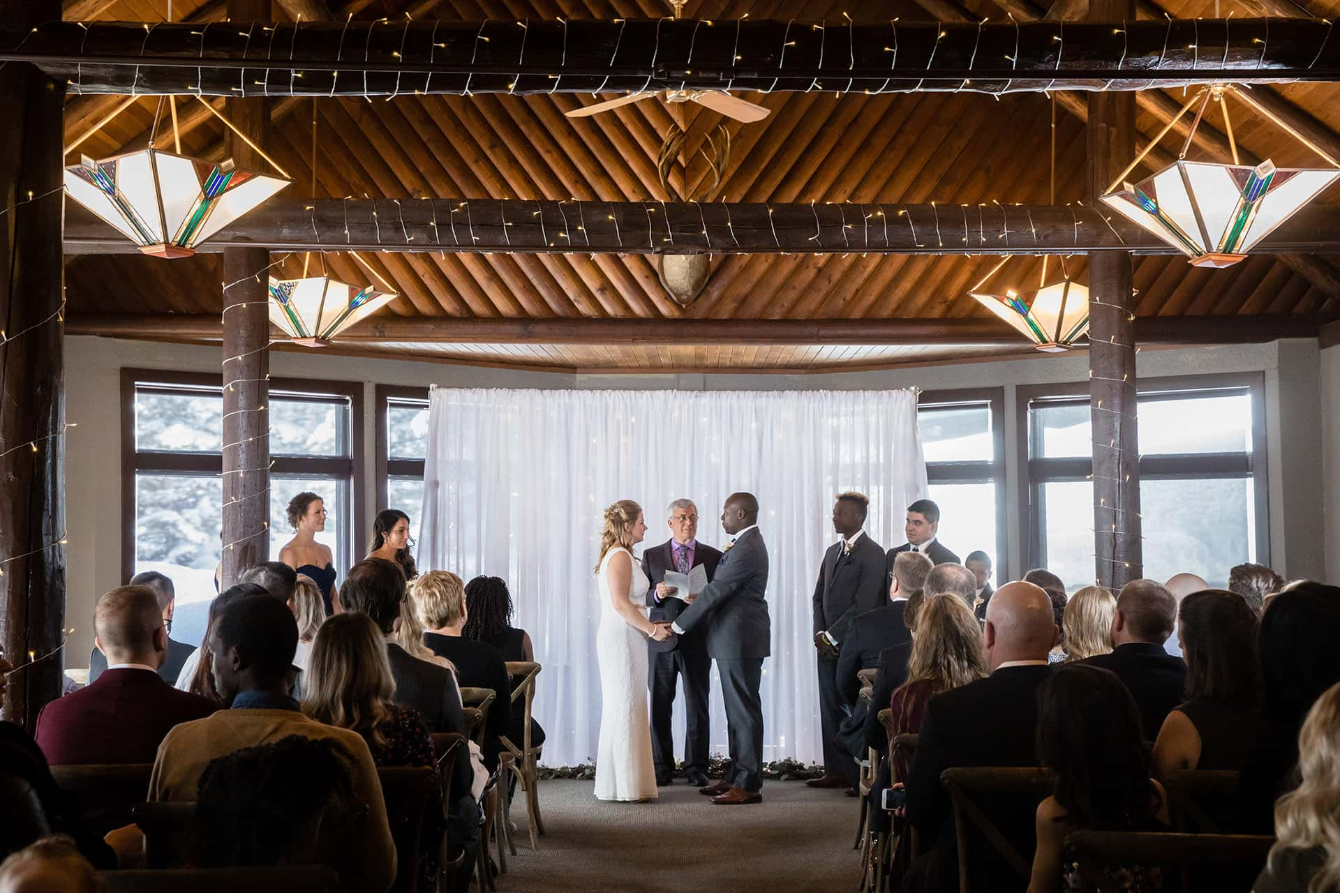 Weddings and Events at Deer Lodge in Lake Louise