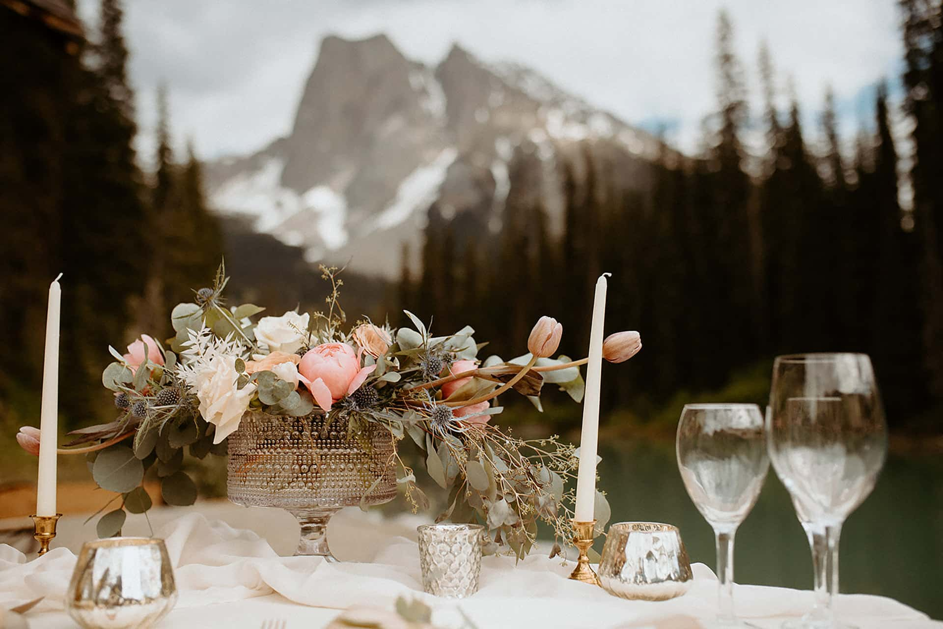 Weddings and Events at Emerald Lake Lodge in Yoho National Park