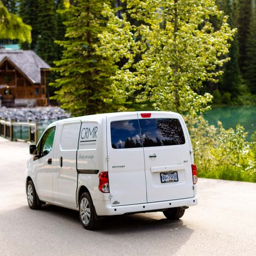 Work at CRMR's Emerald Lake Lodge in Yoho National Park
