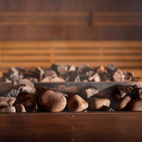Sauna Facilities at Deer Lodge in Lake Louise