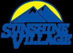 Sunshine Village Ski Resort Logo
