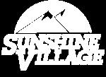 Sunshine Village Resort Logo White